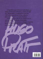Verso de Corto Maltese -9b2001- Tango