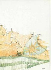 Verso de Corto Maltese (France Loisirs) -1- La ballade de la mer salée