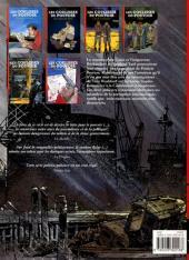 Verso de Les coulisses du pouvoir -6- Le dossier Washford
