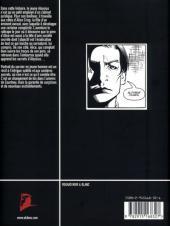 Verso de Courtney Crumrin -HS1- Portrait du Sorcier en Jeune Homme
