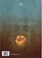 Verso de Le crépuscule des dieux -1- La Malédiction des Nibelungen