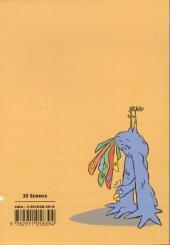 Verso de Le cri de l'autruche (1e Série - N&B) -1- Tome 1