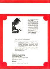 Verso de Cubitus -7- Raconte-moi, Cubitus
