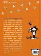 Verso de Cubitus (Les nouvelles aventures de) -2- Un chien peut en cacher un autre