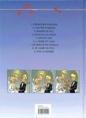Verso de Cupidon -9- Vive la mariée