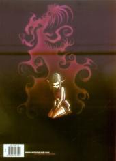 Verso de Daffodil -3- Le monstre