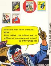 Verso de Dan Cooper (Les aventures de) -4b- Cap sur Mars