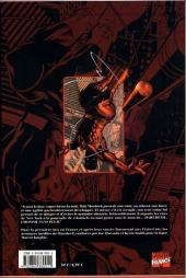 Verso de Daredevil (100% Marvel - 1999) -1- Sous l'aile du diable