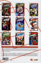 Verso de Daredevil (L'intégrale) -11981- Daredevil : L'intégrale 1981
