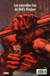 Verso de Daredevil : L'Homme sans peur (Marvel Deluxe - 2008) -2- Le Procès du siècle