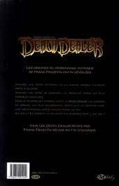 Verso de Death Dealer - Les ombres de Mirahan