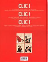 Verso de Le déclic (édition couleur) -1- Tome 1