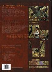 Verso de Le dernier Troyen -3- Les Lotophages