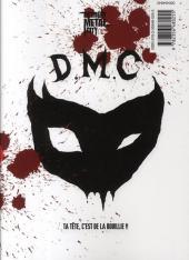 Verso de Detroit Metal City -2- Volume 2