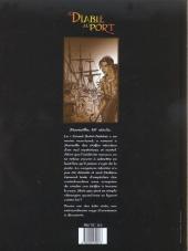 Verso de Le diable au port -2- Les brasiers de Marseille