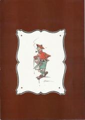 Verso de Mic Mac Adam -6- Diableros/Chantier macabre