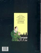 Verso de Dick Hérisson -6- Frères de cendres