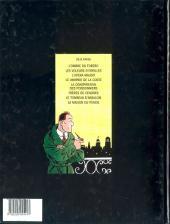 Verso de Dick Hérisson -8- La maison du pendu