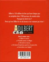 Verso de Dilbert (Vents d'Ouest) -1- Le Boss : imbuvable, intouchable et fier de l'être