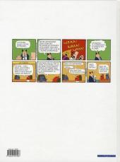 Verso de Dilbert (Dargaud) -2- Le harcèlement continu