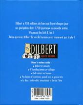 Verso de Dilbert (Vents d'Ouest) -5- Conversations avec Dogbert
