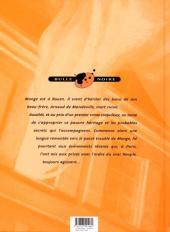 Verso de Docteur Monge -6- La part d'ombre