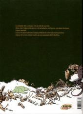 Verso de Donjon Crépuscule -101- Le Cimetière des dragons