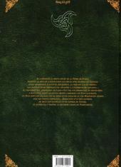 Verso de Le donjon de Naheulbeuk -3TL- Deuxième saison - Partie 1