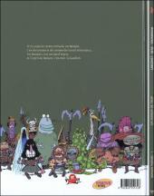 Verso de Donjon Parade -1- Un donjon de trop
