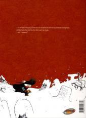 Verso de Donjon Potron-Minet --97- Une jeunesse qui s'enfuit