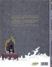 Verso de Donjon Zénith -2- Le roi de la bagarre