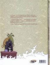 Verso de Donjon Zénith -3- La Princesse des barbares