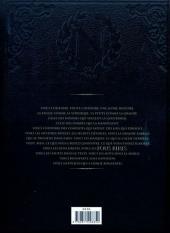 Verso de Double masque -3- L'archifou
