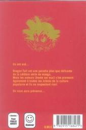 Verso de Dragon Fall -4- Go! Go! Power!