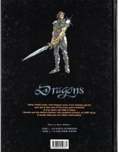Verso de Dragons (Contremarche/Mouclier) -2- La lune pour témoin