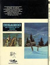 Verso de Durango -1- Les chiens meurent en hiver
