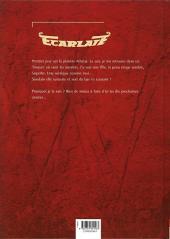 Verso de Écarlate -1- Fun-House