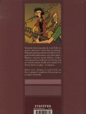 Verso de Eddy l'angoisse - Tome 1