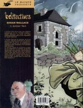 Verso de Edgar Wallace -2- L'archer vert