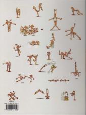 Verso de Édika -17- Big Noz