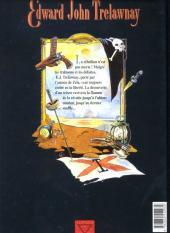 Verso de Edward John Trelawnay -3- L'ultime combat