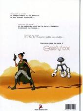 Verso de EgoVox -2- Le jour où je me suis rencontré