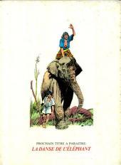 Verso de Elephant boy -1- Le tyran