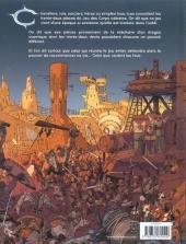 Verso de Élias le maudit -1- Le jeu des corps célestes