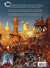 Verso de Élias le maudit -2- La peste rousse
