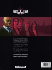 Verso de Ellis Group -2- Sax