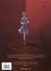 Verso de Les démons d'Alexia -1- L'Héritage