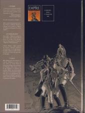 Verso de Empire (Pécau/Kordey) -1- Le Général fantôme