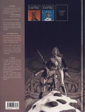 Verso de Empire (Pécau/Kordey) -2- Lady Shelley