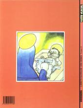 Verso de L'encyclopédie des bébés -2- L'acquisition du langage